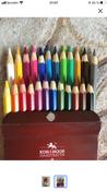Набор карандашей акварельных MONDELUZ, 36 цв #19, Виктория Р.