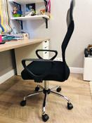 Офисное кресло Brabix Tender MG-330, Сетка, Ткань, черный #2, Анна Д.