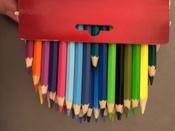 Набор карандашей акварельных MONDELUZ, 36 цв #46, Наталья