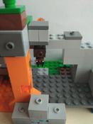 Конструктор LEGO Minecraft 21141 Пещера зомби #6, Владислав К.