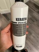 KayPro Keratin Восстанавливающий шампунь с кератином для химически обработанных и поврежденных волос, Кератин, 350 мл #1, Татьяна П.