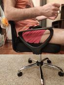 Офисное кресло Brabix Tender MG-330, Сетка, Ткань, черный #1, ALEKSANDR L.