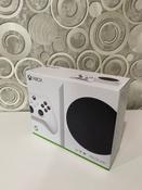 Игровая консоль Microsoft Xbox Series S, белый #10, Иванов А.