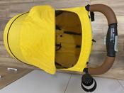 Прогулочная коляска Nuovita Corso (Giallo, Nero / Желтый, Черный) #6, Евгения Т.
