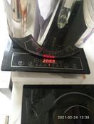 Индукционная Настольная плита Zigmund & Shtain ZIP-553, черный #2, Глоба Станислав