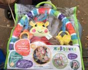 Развивающий центр Жирафики Дуга, с 5 съемными игрушками, 939625 #3, Виктория М.