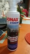 """Очиститель-полироль Sonax """"Xtreme"""", для пластика, с матовым эффектом, 300 мл #8, Вячеслав Ш."""