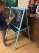 Мольберт детский 3в1 для рисования мелом и маркером мольберт ИДЕЯ №1 #9, Анна Копелиович