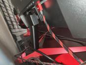 HDMI Кабель GCR для PS4 Xbox One 1.5м 4K UHD 60Hz 24К GOLD красный нейлон кабель HDMI 2.0 #14, Владислав К.