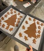 СДЕЛАЙ БОКС для торта Елочка (набор для выпечки), Домашняя Кухня #4, Дарья