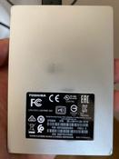 2 ТБ Внешний жесткий диск Seagate Backup Plus Slim (STHN2000406), серый #5, Евгений Т.