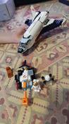 Конструктор LEGO City Space Port 60226 Шаттл для исследований Марса #1, Екатерина С.