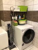 Полка для стиральной машины Gromell DENNA #2, Елена К.