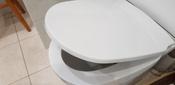Сиденье для унитаза FIORE SoftClose (микролифт) #13, Валерия П.
