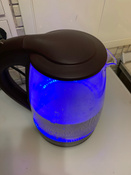 Электрический чайник Polaris PWK 1767CGL, серый #2, Анастасия С.