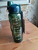 Бутылка для воды Reebok нет, зеленый, желтый, черный #11, Марина Р.