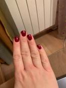 """Essie Лак для ногтей, оттенок 50 """"Бордо"""", 13,5 мл #13, Елизавета К."""