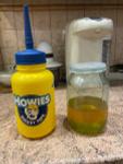 Спортивная бутылка howies р ци ндс желтый система умный дом бытовая техника