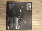 Портативная колонка iNeez IK-02 Wireless Enjoy series,912516,бирюзовый #1, Наталья М.