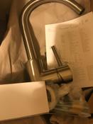 Смеситель для кухни Omoikiri Shinagawa;Смеситель для кухни Omoikiri Shinagawa, 4994230, нержавеющая сталь #5, Людмила