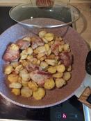 Сковорода PANAIRO BA-28-G-S-K-I, 28 см #2, Наталья М.
