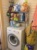 Полка для стиральной машины Gromell DENNA #3, Бондарь Екатерина