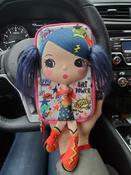 Сумочка-куколка для девочки Okiedog Tiny Treasures Меломанка, 17 см #4, Екатерина С.