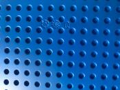 Конструктор LEGO Classic 10714 Синяя базовая пластина #5, Константин Сергеевич