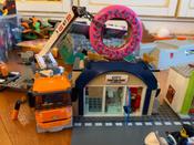 Конструктор LEGO City Town 60233 Открытие магазина по продаже пончиков #5, Юлия Л.