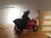 Конструктор LEGO Technic 42107 Ducati Panigale V4 R #9, максим д.