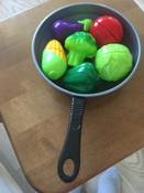 Mary Poppins Игровой набор Овощи в сковороде #2, Татьяна Е.