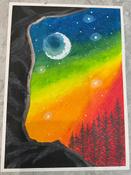 """Пастель масляная художественная для рисования Brauberg Art """"Classic"""", набор 36 цветов, круглое сечение #7, Дмитрий З."""