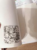 Блокнот. За чашкой чая (желтый), 145х188мм, мягкая обложка, SoftTouch, 64 стр. | Нет автора #1, Виктория К.