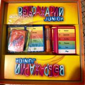 Hobby World Настольная игра Воображарий Junior #2, Анна