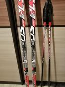 Комплект лыжный STC Set/NNN/Step с креплениями NNN и палками, 170 см #12, Елена К.