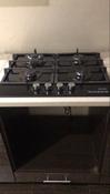 Варочная панель газовая HCG-469, стекло 4 конф, черная #11, Анастасия А.