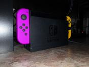 Nintendo Геймпад для Switch 2шт, Joy-Con неоновый фиолетовый/оранжевый #1, Дмитрук Екатерина
