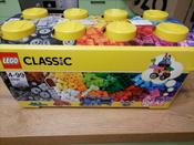 Конструктор LEGO Classic 10696 Набор для творчества среднего размера #163, Надежда Б.