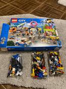 Конструктор LEGO City Town 60233 Открытие магазина по продаже пончиков #12, Елена В.
