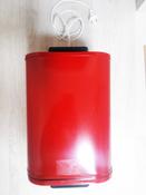 Мини-печь Кедр ШЖ-0,625/220, красный #10, Андрей О.