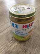 Hipp крем суп овощной с индейкой и лапшой, мой первый супчик, с 8 месяцев, 190 г #14, Галина А.