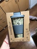 Стакан для чая/кофе BambooCup #15, Елизавета Порываева
