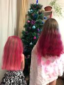 """L'Oreal Paris Красящий спрей для волос """"Colorista Spray"""", оттенок Волосы фуксия, 75 мл #5, Анастасия Б."""