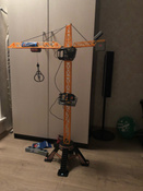 Dickie Toys Башенный кран Mega Crane #2, Елена Д.