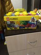 Конструктор LEGO Classic 10696 Набор для творчества среднего размера #184, Ольга Д.