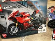 Конструктор LEGO Technic 42107 Ducati Panigale V4 R #2, Сергей Р.