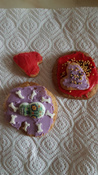 СДЕЛАЙ БОКС для печенья Хэллоуин (набор для выпечки), Домашняя кухня #11, Эльвира К.