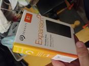 2 ТБ Внешний жесткий диск Seagate Expansion (STEA2000400), черный #3, И. Александр