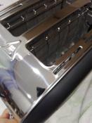 Тостер Kitfort КТ-2036, серый #213, Руслан Г.