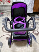 Коляска-трансформер 2-в-1 для кукол 8448 Buggy Boom Infinia #13, Ирина К.